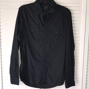 Guess dress shirt EUC